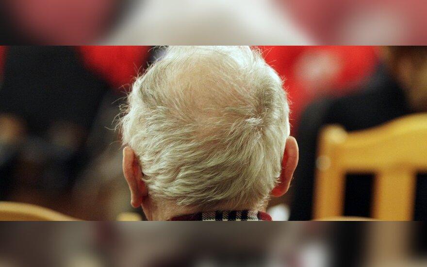 Socialdemokratų frakcija įregistravo pensijų įstatymo pataisas