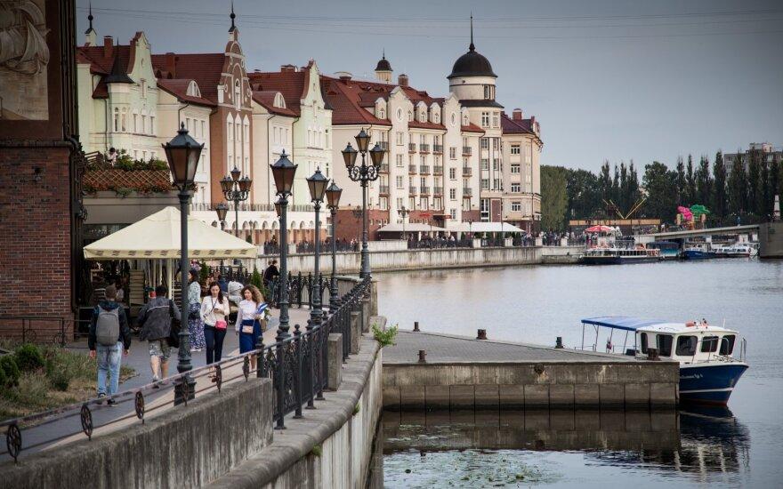 Įspėja keliautojus, susigundžiusius nemokamomis vizomis į Kaliningradą: prireiks kantrybės