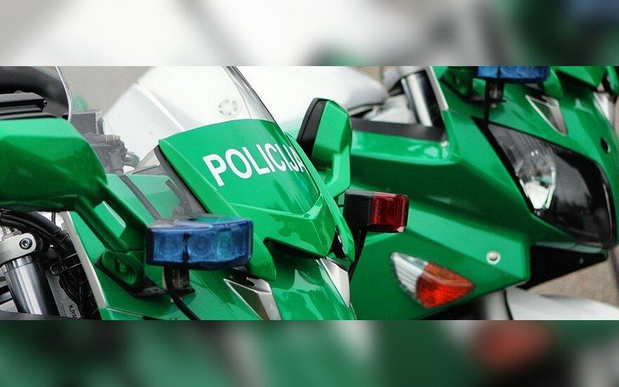 Policija motociklininkams skirs ypatingą dėmesį