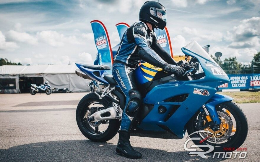 Moto sprintas
