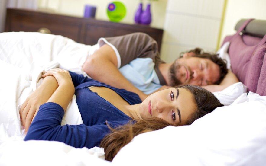 Žmona atsidūrė neviltyje: vyras po vestuvių priaugo 40 kilogramų ir nebenori mylėtis