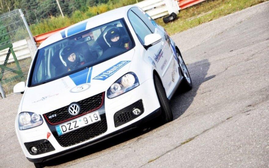 Juta Racing automobilis