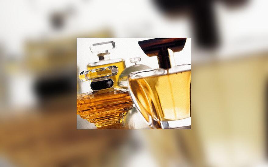 Kaune Atidaroma Trečioji Parfum Express Parduotuvė Delfi Verslas