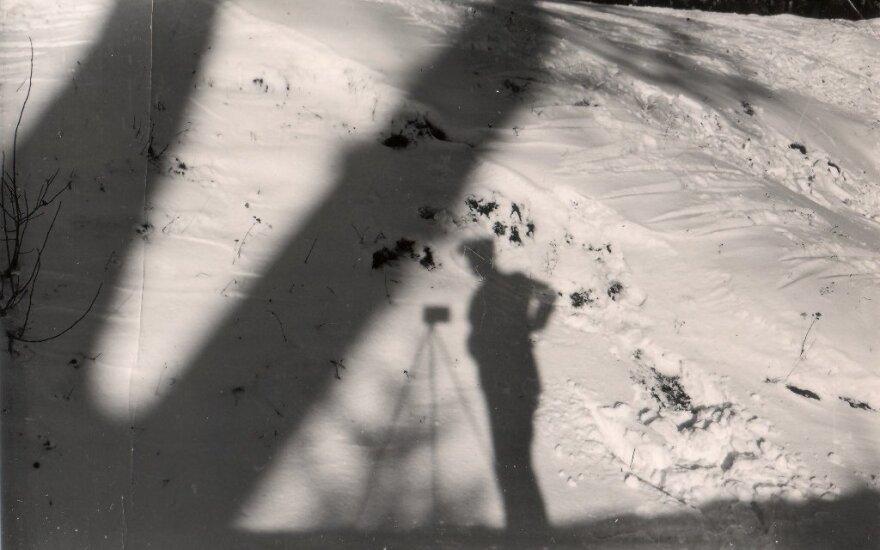 Leopoldas Surgailis. Fotografas. Apie 1970