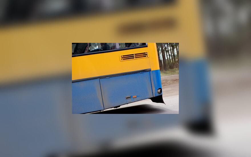Autobuso duslintuvas