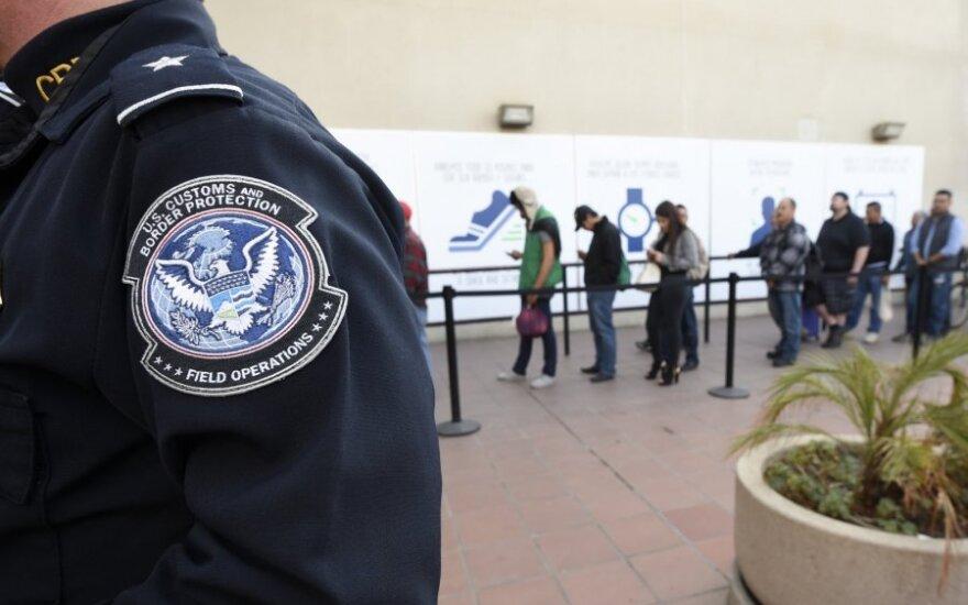 Norintiems JAV vizos - dar nematyta naujovė