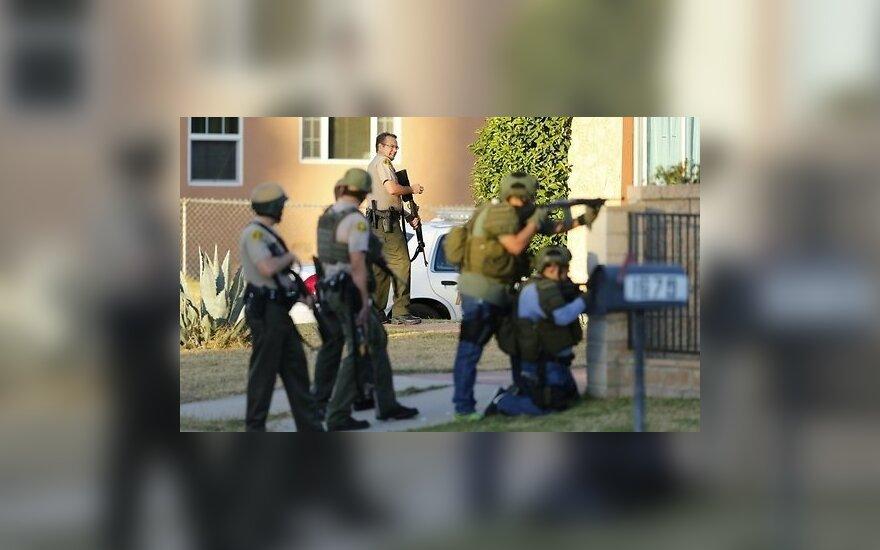 Po šaudynių Oklahomoje užpuoliką nušovė ginklą turėjęs civilis