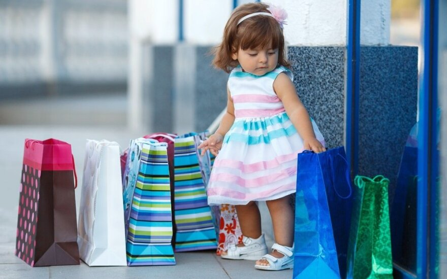 Daugiau nereikės sukti galvos, ką padovanoti vaikui: mokslininkai ir psichologai sutarė dėl geriausios dovanos