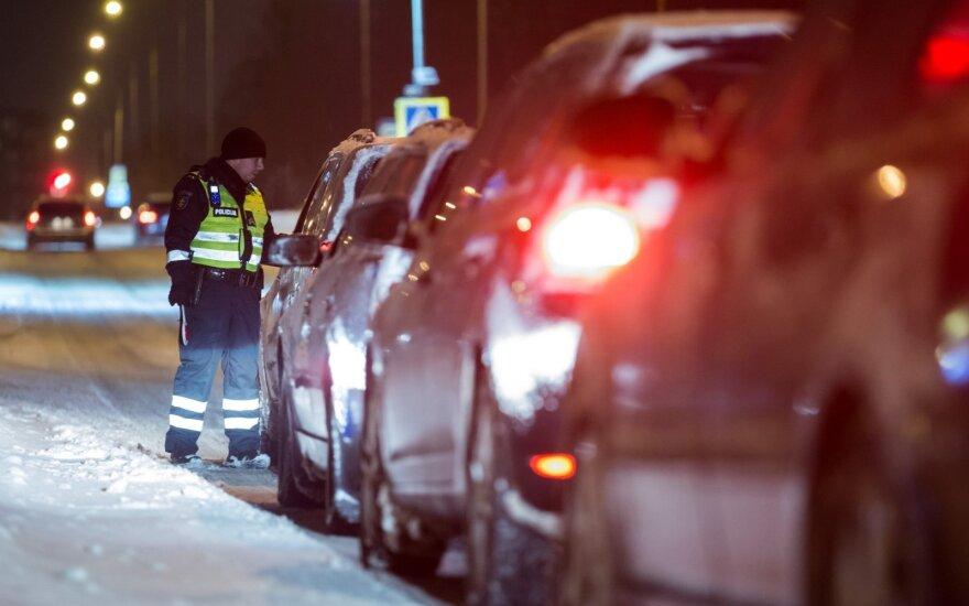 Vairuotojus perspėja jau šiandien: keliuose – neįprasti masiniai reidai