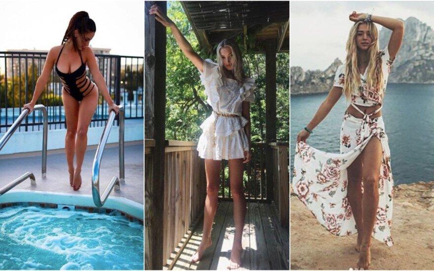 "Nauja ""Instagram"" mada #Barbiefeet"
