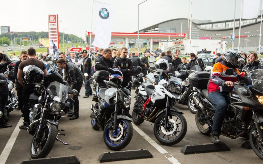 """2016 metų """"Mototurizmo sprintas"""""""