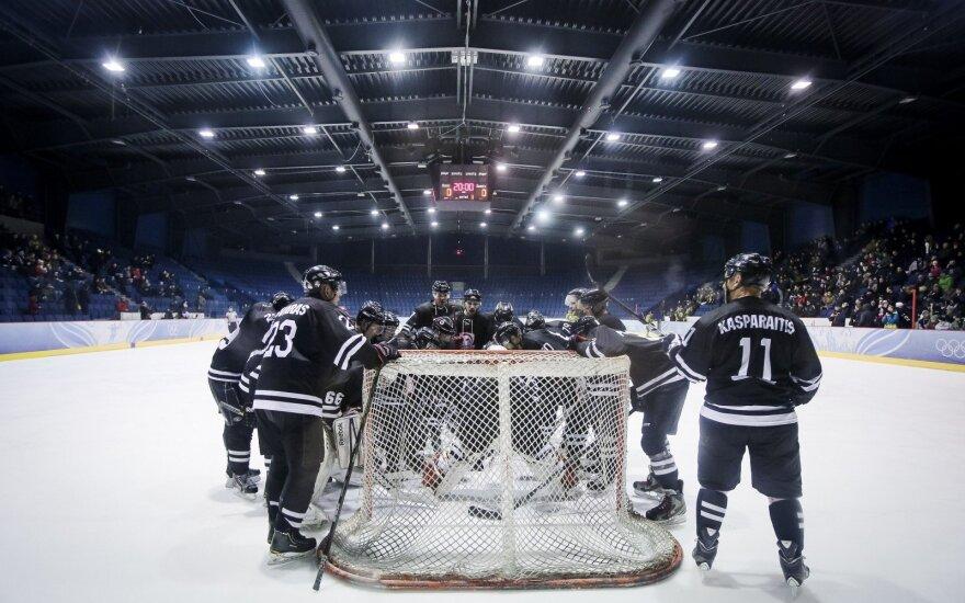Lietuvos ledo ritulio čempionato naujovė – atkrintamosios varžybos