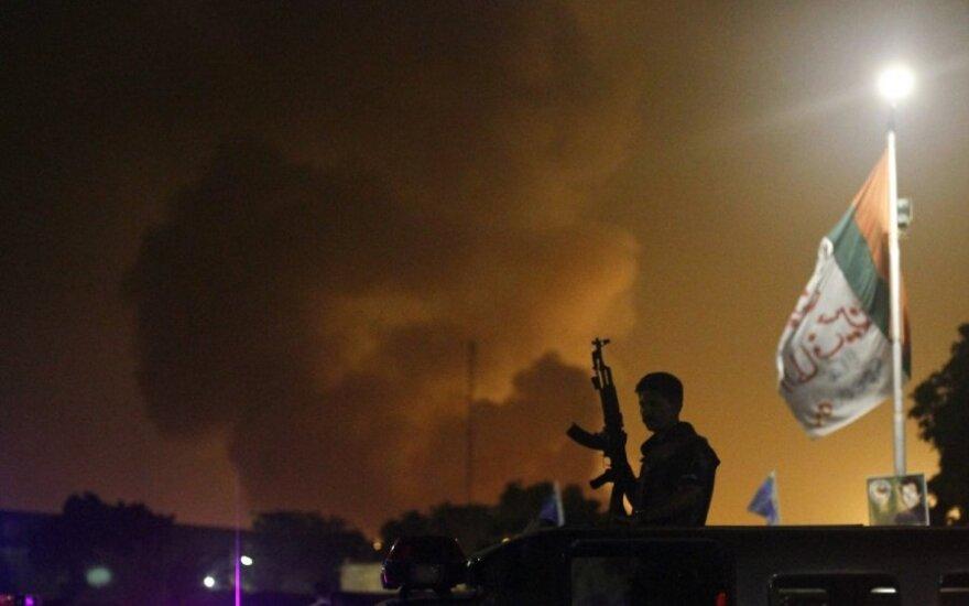 Pakistane per pirmąjį JAV bepiločių lėktuvų smūgį šiais metais žuvo 16 kovotojų
