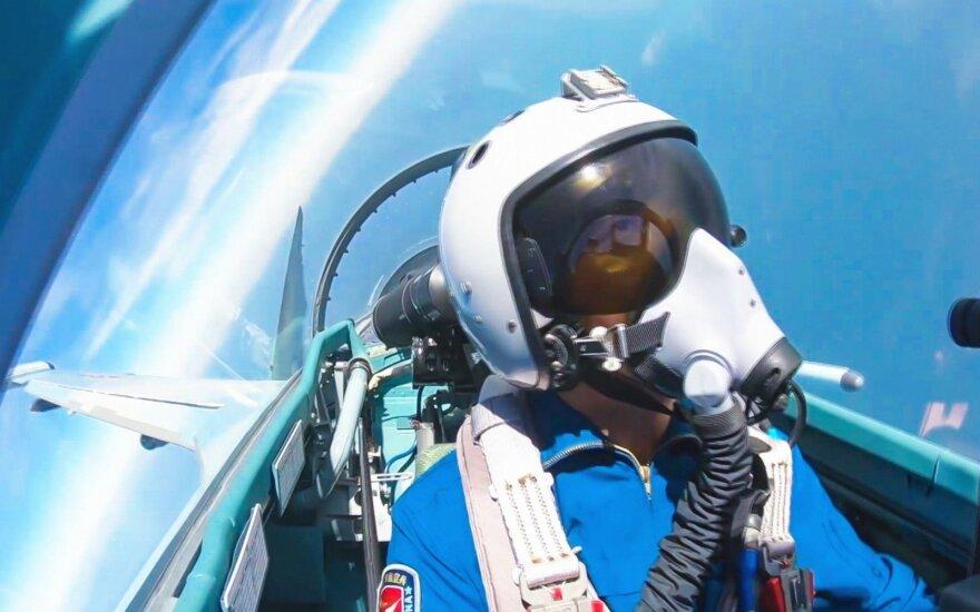 JAV: Kinija apmoko karo pilotus pavojingoms misijoms