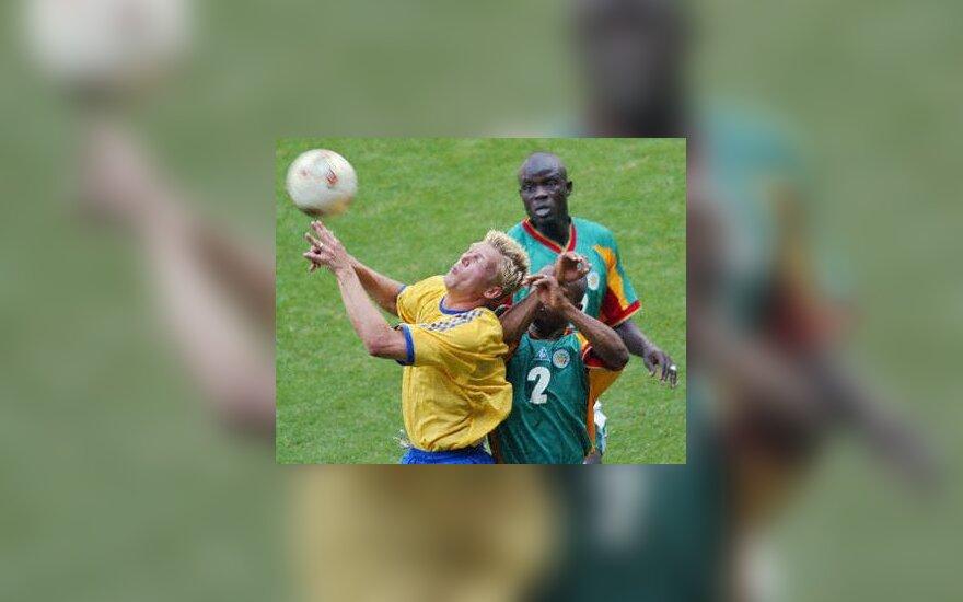 Senegalas-Švedija