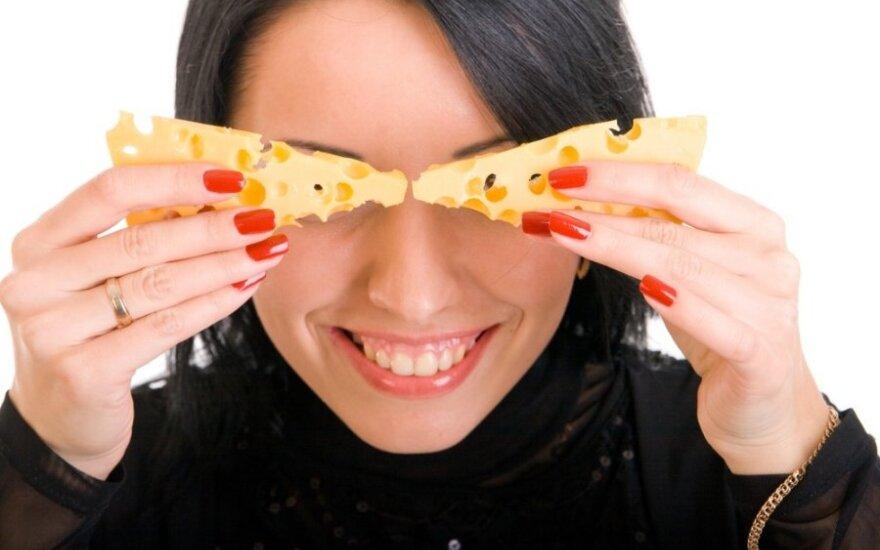 Kankina PMS - krimsk sūrį