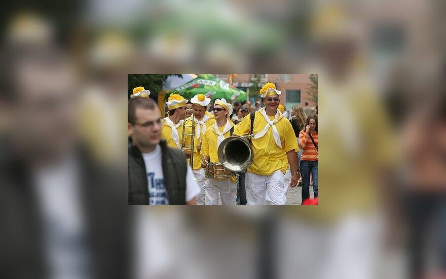 Klaipėdoje prasideda tradicinė Jūros šventė