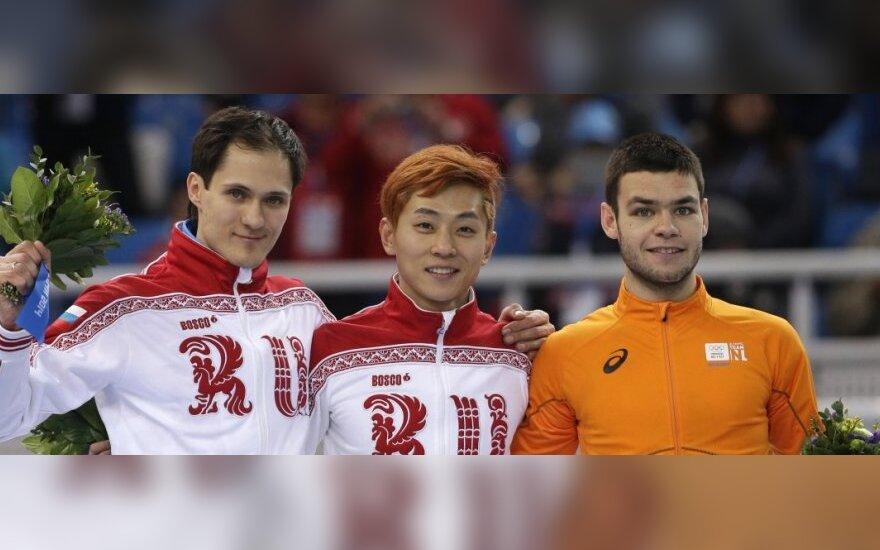 Vladimiras Grigorevas, Victoras Anas ir Sjinkie Knegtas
