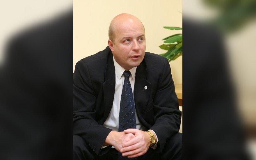 Policija prašo gen. prokuroro kreiptis į Seimą, kad V.Babiliui būtų panaikinta neliečiamybė