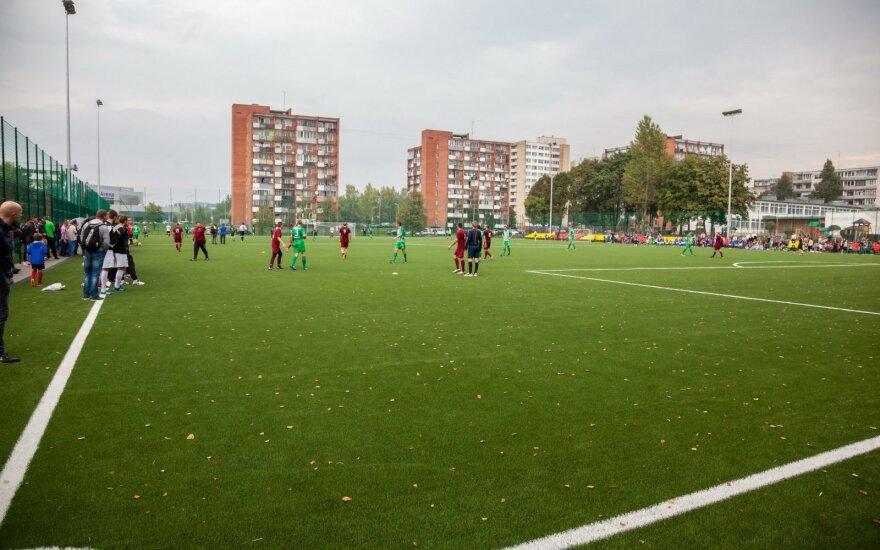 Vilniaus Senvagės stadionas