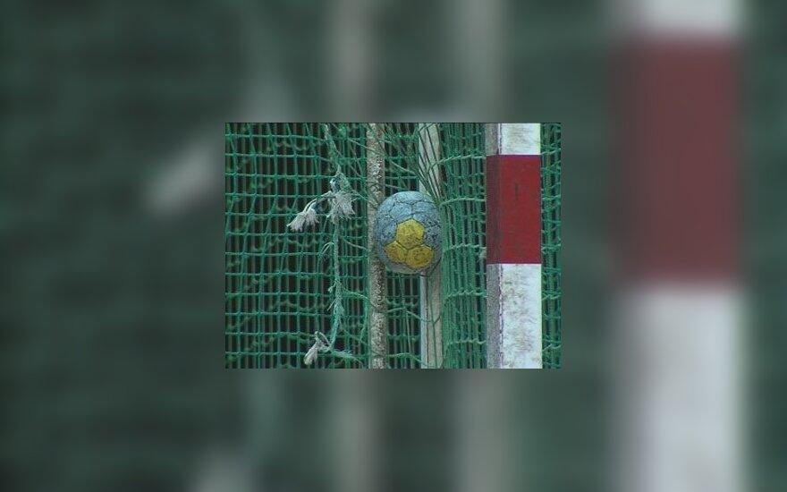 Antroji Lietuvos rankininkių pergalė pasaulio moterų čempionato atrankos turnyre