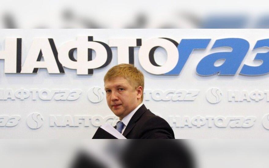 Naftogaz vadovas Andrejus Kobolevas