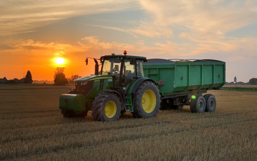 Ar geresnio derliaus besivaikanti Lietuva taps dykuma?