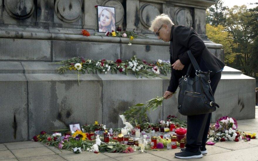 Bulgarai gedi nužudytos žurnalistės Viktorijos Marinovos