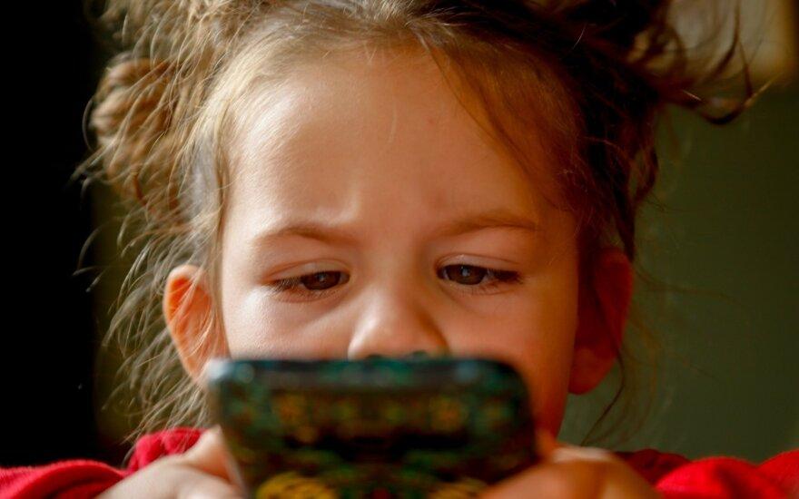 Programėlės vaikų telefonuose, kurios gali būti rizikingos