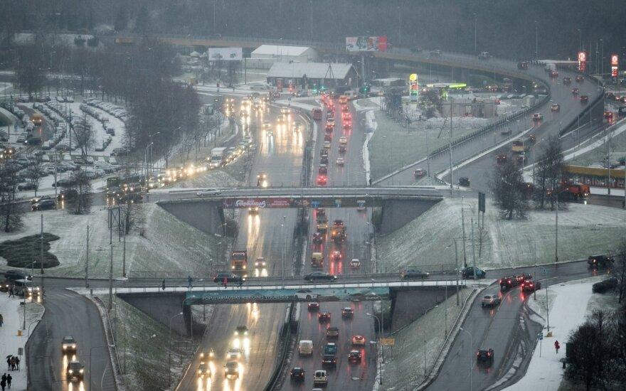 Orai: užgrius ciklonas iš Šiaurės Atlanto