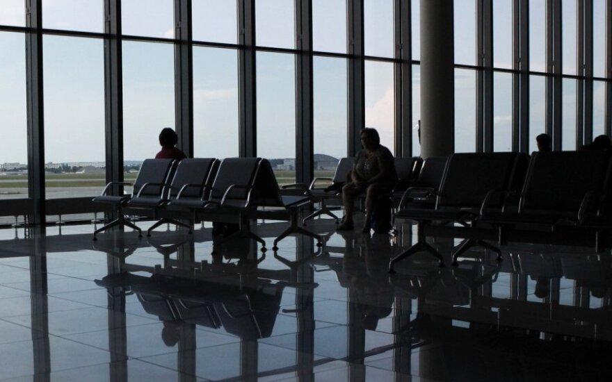 Į Lietuvą vykęs Rusijos aktyvistas sulaikytas Maskvos oro uoste