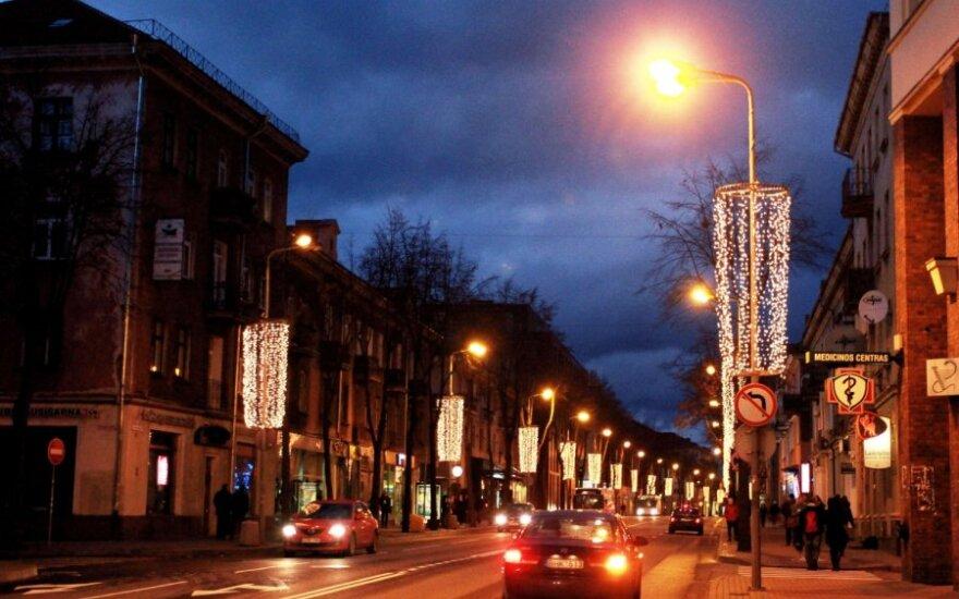 Kalėdos Klaipėdoje