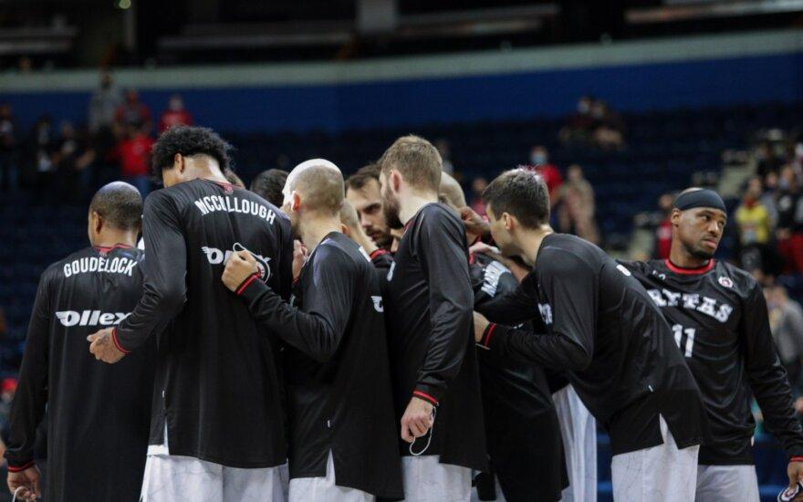 FIBA Čempionų lyga: Rytas - Peristeri