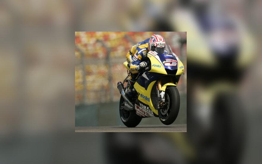 """Colinas Edwardsas (""""Yamaha"""")"""