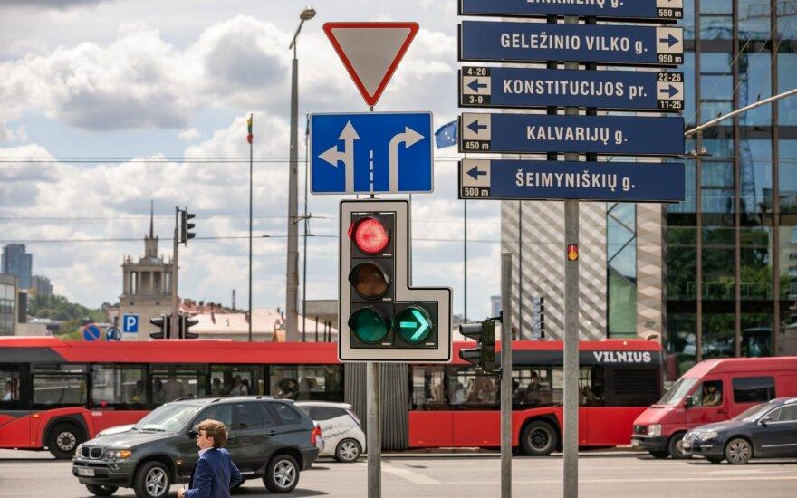 Vilniaus viešojo transporto bilietus galima pasipildyti daugiau kaip 280 fizinių vietų.