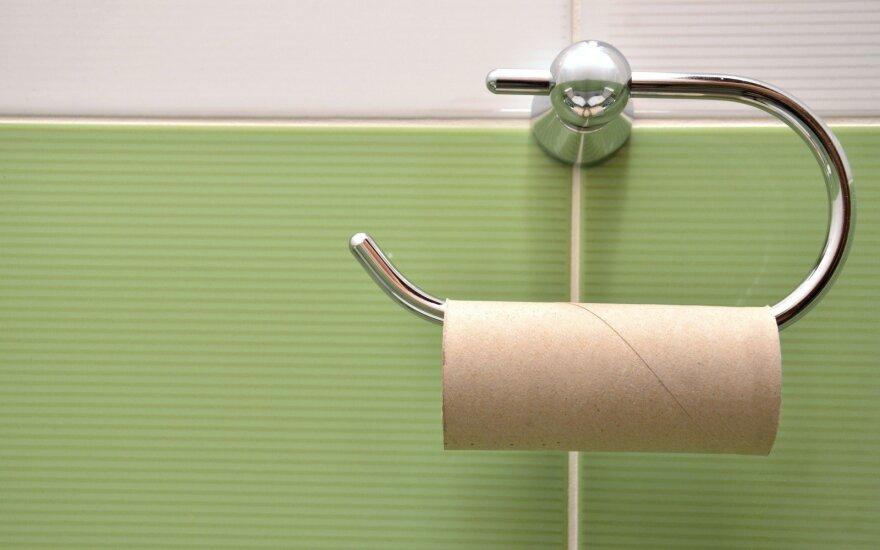 Neišmeskite: kam galima panaudoti tualetinio popieriaus ritinėlius
