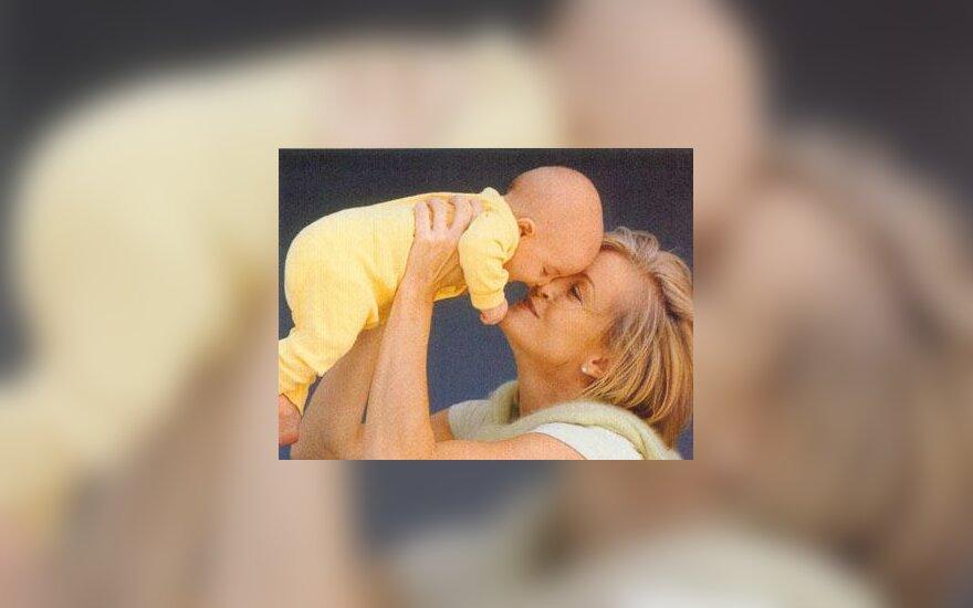 Motina ir kūdikis