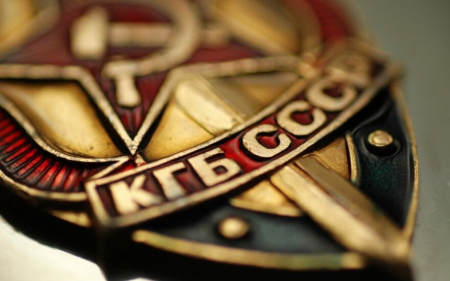 Prisipažinusius KGB bendradarbius įslaptins visam laikui
