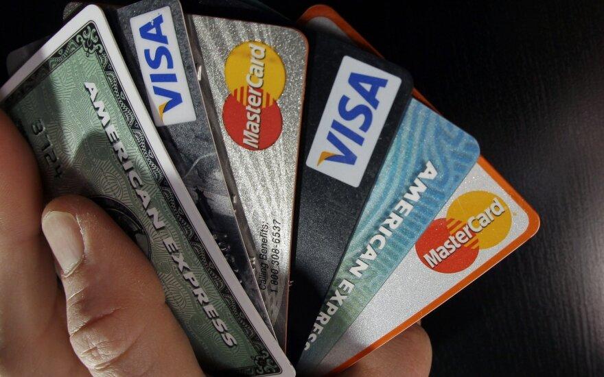 Kaune sulaikyti dar du sukčiavimu banko kortelėmis įtariami estai