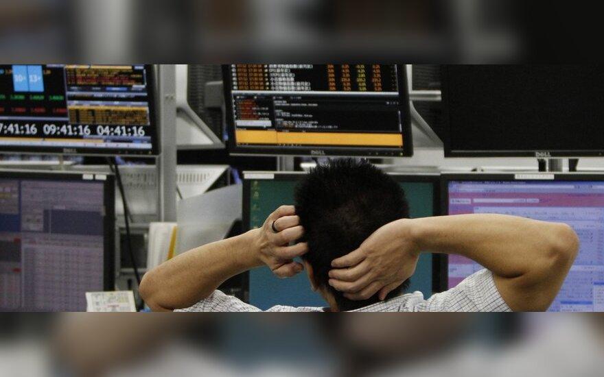 Trečiadienį investuotojai nebuvo itin aktyvūs