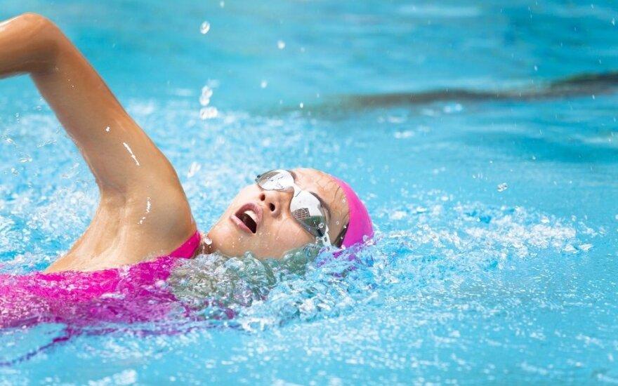 Bronchų astma – ne kliūtis sportuoti