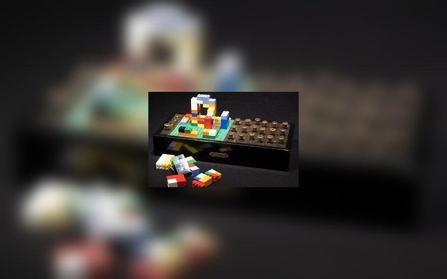 Grojančios Lego kaladėlės
