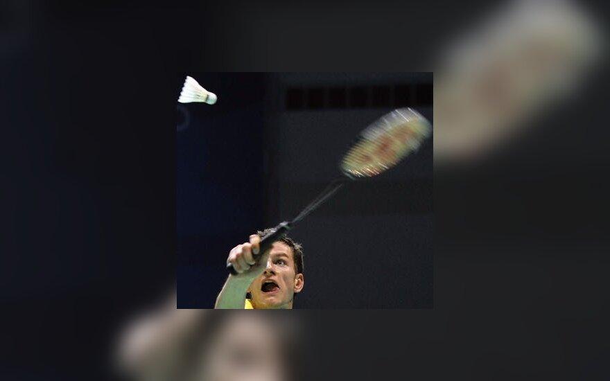 Lietuvos badmintonininkai – rekordinėse pasaulinio reitingo aukštumose