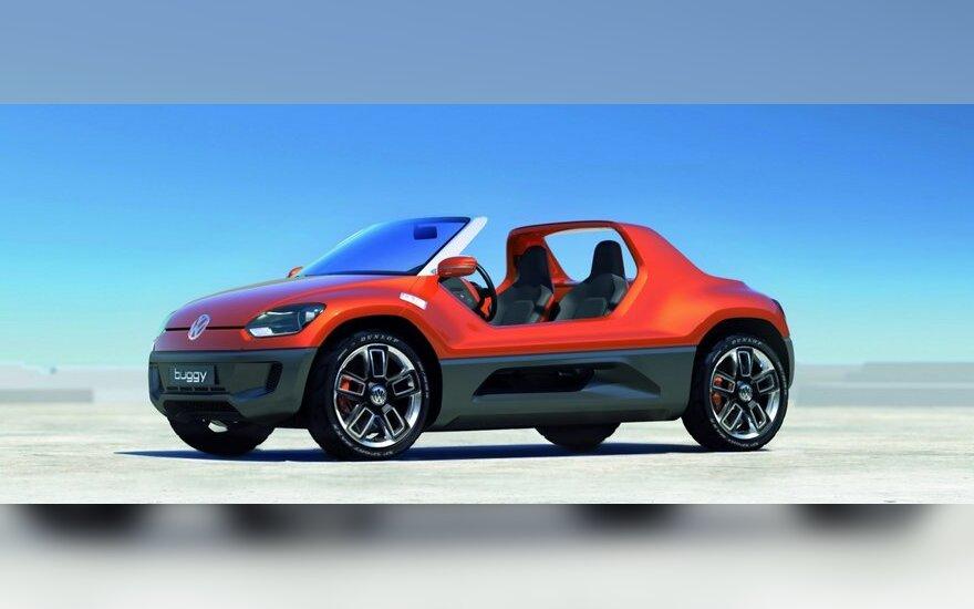Volkswagen study buggy up!