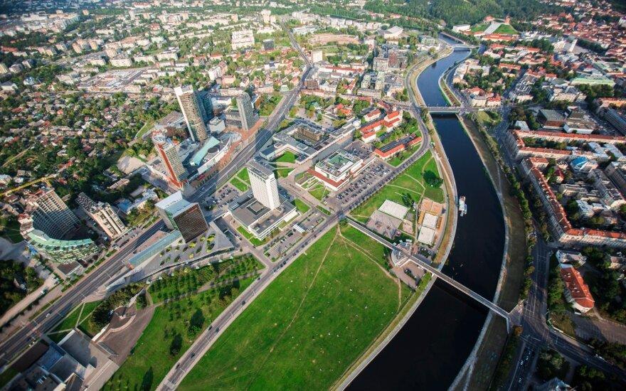 Vilniuje – viešbučių statybų bumas