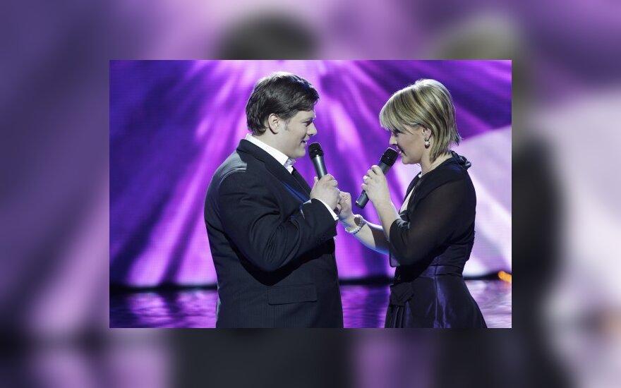 J.Paulauskienė: niekas manęs neįsivaizdavo su mikrofonu rankoje