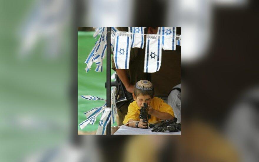 "Jaunasis Izraelio ""kareivis"""