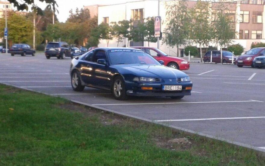 """Savaitės """"Baudos kvitas"""": mano automobiliui reikia erdvės!"""