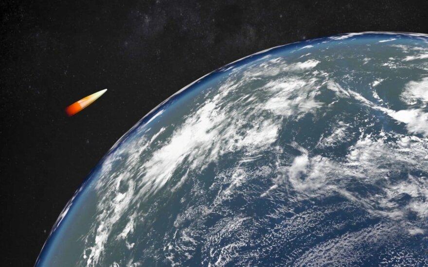 """Rusijoje pradedamos eksploatuoti pirmosios hipergarsinės raketos """"Avangard"""""""
