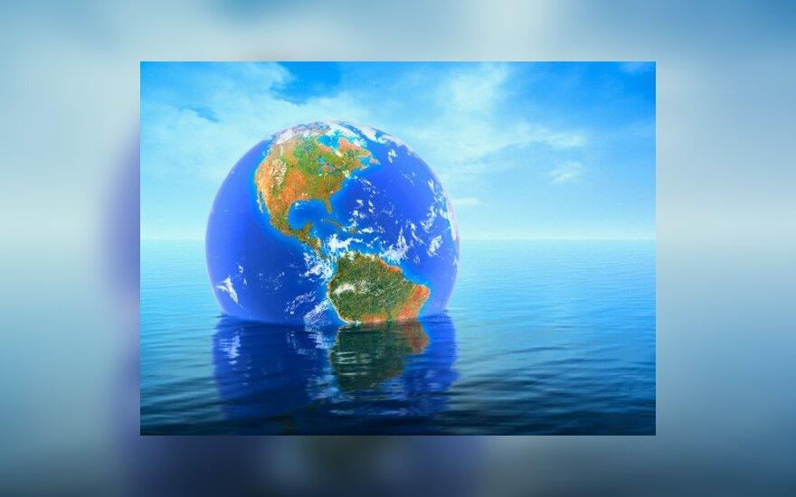 ES skurdžioms šalims suteikė 2,2 mlrd. eurų paramą kovoti su klimato kaita
